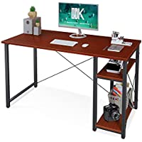 ODK 39 Inch Computer Home Office Desk with Storage