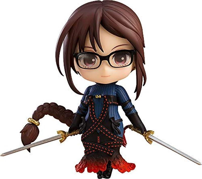 넨드로이드 Fate/Grand Order 아침 신/두려움 미인 non스케일 ABS&PVC제 도장필 가동 피규어 G12377
