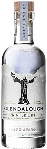 Glendalough Wild Winter Gin, (1 x 0.5 l)
