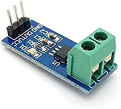 Electrical Parts 2 X 5A Range Current Sensor Module ACS712