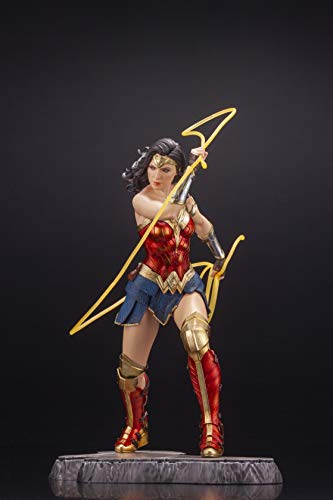 Kotobukiya Wonder Woman 1984 Película: Wonder Woman ArtFX Estatua, Multicolor, 10 Pulgadas