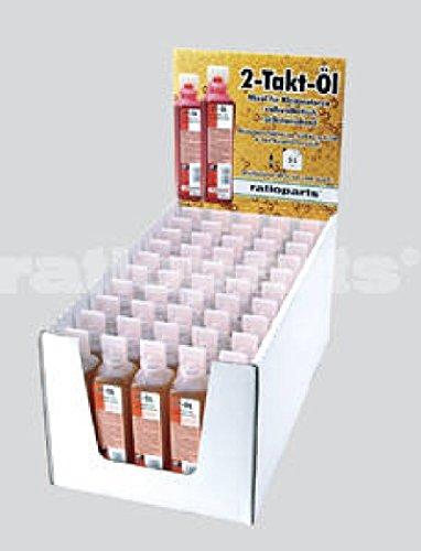 RATIOPARTS 12-015 2MIX+ 2-Takt Mixöl vollsynthetisch Öl