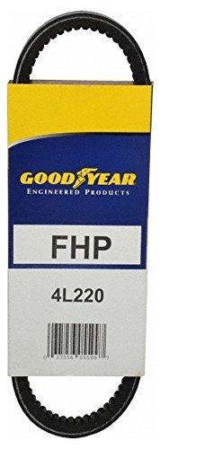 Continental ContiTech 20042705 3L370 Fractional Horsepower Belt 37 Long FHP Rubber