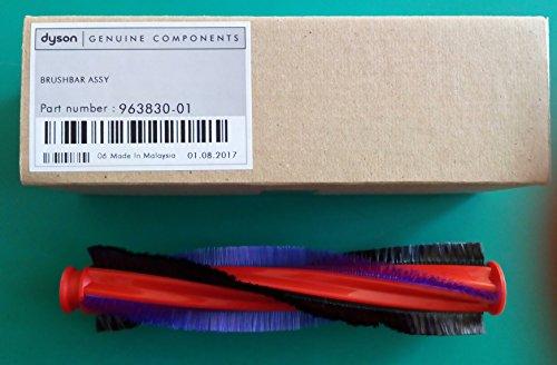 Spazzola a rullo originale per DYSON DC59 DC62 SV03 V6 lunghezza 18,5 cm, codice 963830-01