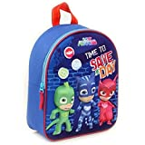 PJ Masks On Our Way Zainetto per bambini, 31 cm, 9 liters, Blu (Blue)