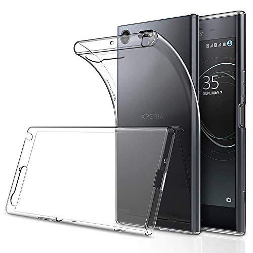 Funda Sony Xperia XZ Premium TPU Transparente Slim Silicona Case Cover [Anti-arañazos] para Sony Xperia XZ Premium