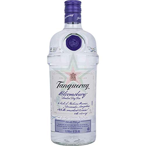 Tanqueray Bloomsbury London Dry Gin 47,30% 1,00 Liter