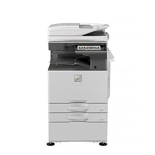 Review Sharp MX-5070N Tabloid-Size Color Laser Multifunction Copier - 50ppm, Copy, Print, Scan, Dupl...