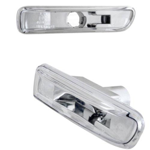 akhan sb0e46 – Clignotant latéral Page Blink Leuchten Convient pour BMW E46 Bj. 98–01