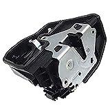 HZTWFC Cerradura de la puerta Actuador Motor Cierre de pestillo Delantero derecho OEM # 51217202146