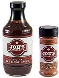 Joe's Kansas City BBQ Sauce and French Fry (6.5 oz) Combo Box - KC Barbecue