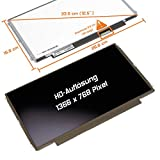 Laptiptop 12,5' LED Display Screen matt Ersatz für Lenovo ThinkPad X230 2324-23U 1366x768 Bildschirm Panel