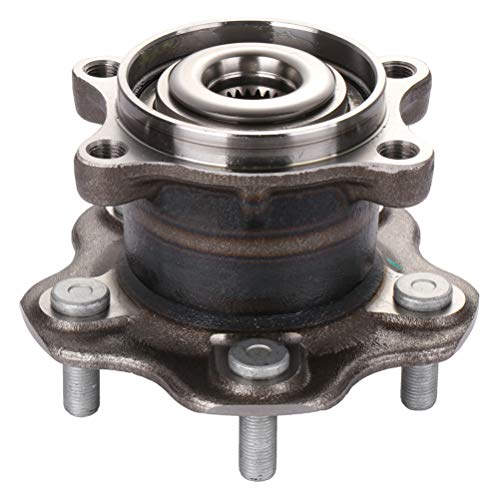 Wheel Axle Bearing and Hub Assembly fit for 2008-2013 Nissan Rogue Wheel Hubs 512373 [Vinyl]