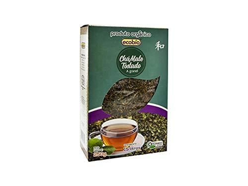 Chá Mate Tostado Orgânico Ecobio Produto Orgânico