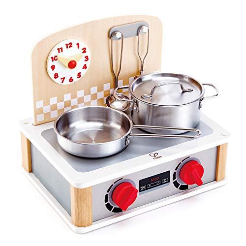 Hape 2-in-1 Küchen- & Grill-Set von Hape