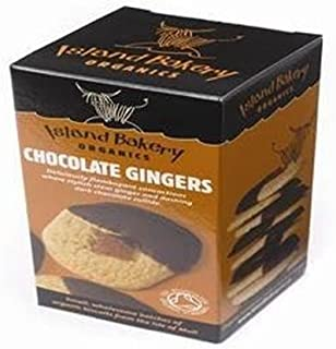 (8 PACK) - Island/B Chocolate Ginger Biscuits   150g   8 PACK - SUPER SAVER - SAVE MONEY