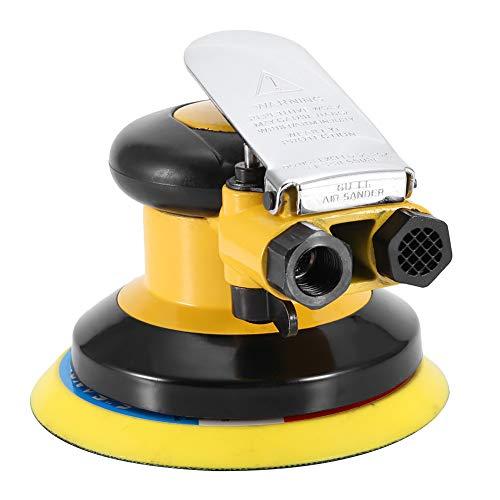 Pulidora, herramienta de pulido neumática de 10000 rpm, lijadora, portátil de 5'para hardware de automóviles profesional