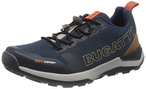 bugatti Herren 342849035900' Sneaker, Blau, 43 EU