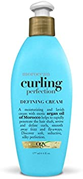 2-Pack OGX Moroccan Curling Perfection Defining Cream, 6 Ounce