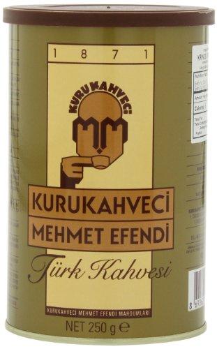 Türkischer Kaffee Kurukahveci Mehmet Efendi Mokka 250g 2-er Pack