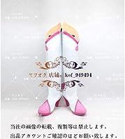 コスプレ靴☆ハートキャッチプリキュア キュアブロッサム