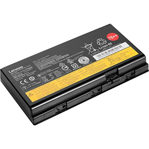Lenovo 8 Cell ThinkPad Battery 78++ (4X50K14092) For P70 And P71 Only