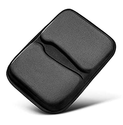 AceList Extra Large Gel Exercise Bike Seat Cushion Cover for Stationary Recumbent Bike, Rowing Machine and Stationary Bike