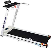 SKY LAND Treadmill EM-1270 with Very Easy Self Installation,with Easy Foldable Handle, 2 HP Motor, 100Kgs Max Capacity,...