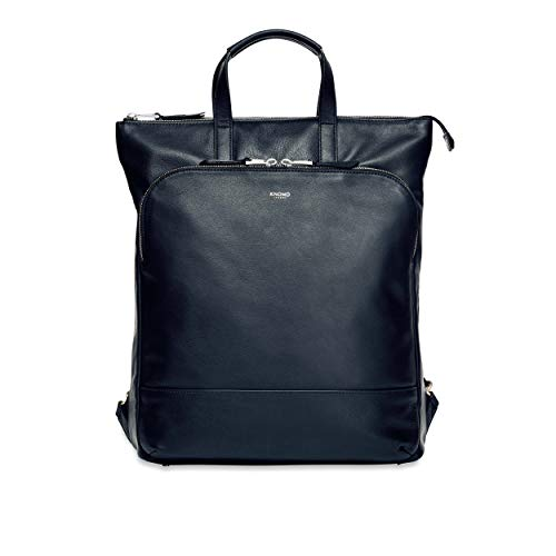 KNOMO London Women's Harewood Carry-On Luggage, Dark Navy Blazer One Size