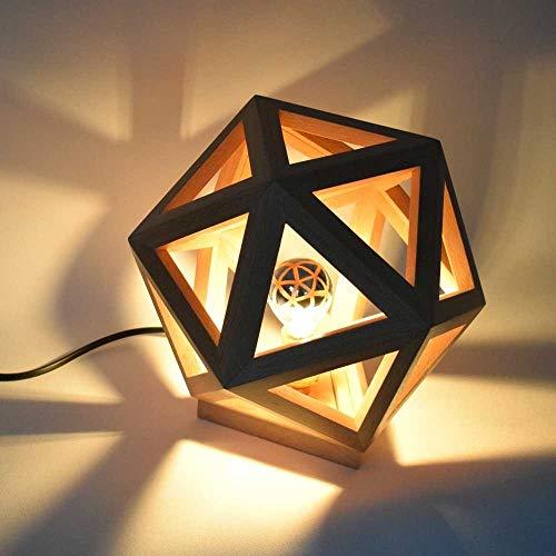 Lámpara de mesa Icosaedro