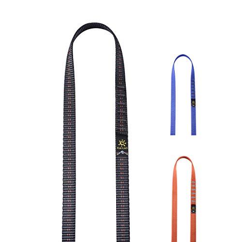 KAILAS 16mm Nylon Climbing Sling 22KN Runner 60cm 80cm 120cm 160cm Tubular Webbing for Rock Climbing Rappelling Outdoor Activities