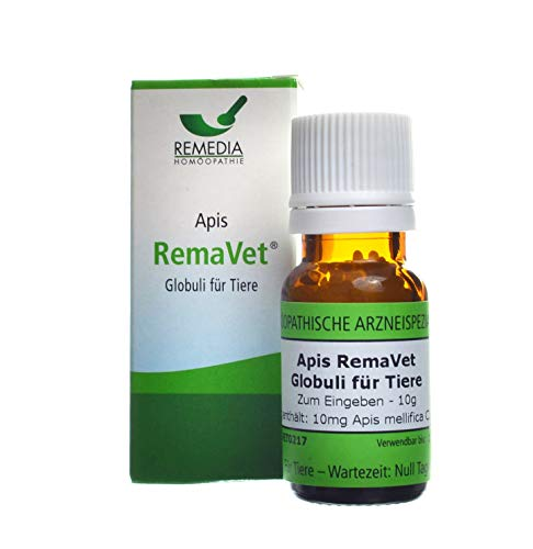 RemaVet Globuli für Tiere APIS MELLIFICA
