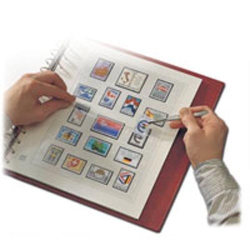 SAFE 427 Clipfix-Einsteckblätter für Compact A4