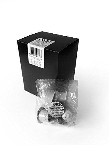90 Nespresso® compatible Café Cápsulas ORZO LaCompatibile