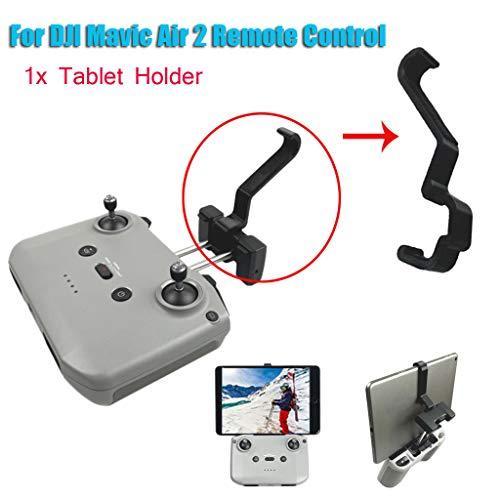 DJFEI Tablet Halter für DJI Mavic Air 2/Air 2S Drone Fernbedienung, Remote Control Tablet Extender Halter Regler Clip für DJI Mavic Air 2