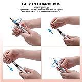 Zoom IMG-2 fresa per unghie gel professionale