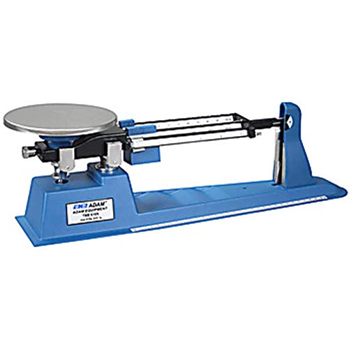 Adam Equipment TBB 610S Triple Beam Mechanical Balance, 610g Capacity, 0.1g Readability