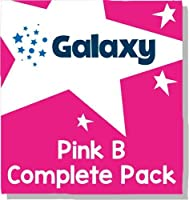 Reading Planet Galaxy Pink B Complete Pack