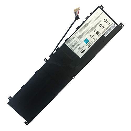 Batería BTY-M6L para portátiles MSI 8RF GS65 PS42 8RB PS63 PS63 8RC MS-16Q3 (15,2 V, 5380 mAh, 80,25 Wh)