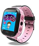 TrailO ™ iSecureRely - Kids GPS Tracker SOS Smart Touch Screen Watch |