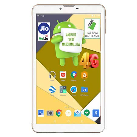 Ikall N4 Tablet 7 inch 8GB 4G LTE Voice Calling White