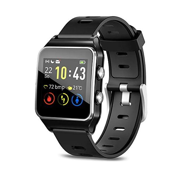 P1C GPS Smartwatch 1