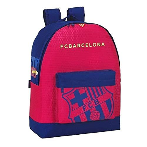 SAFTA FC Barcelona 2018 Zaino Casual, 43 cm, 21 liters, Multicolore (Multicolor)