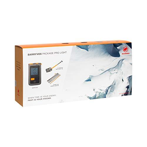 Mammut Barryvox Package Pro Light LVs Set mit Schaufel und Sonde