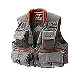 Simms Guide Vest シムス ガイド ベスト M Greystone [並行輸入品]