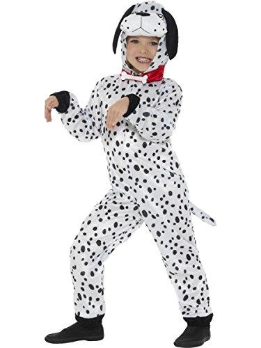 Smiffys Kinder-Kostüm Dalmatiner, Hund, Welpe, Verkleidung für Jungen und Mädchen (Größe: L)