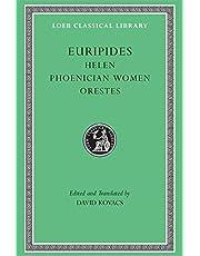 Helen. Phoenician Women. Orestes: 011