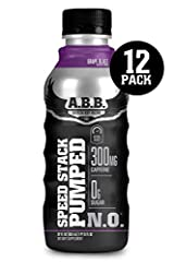 300MG CAFFEINE: supports sustained energy and alertness PUMP PROMOTION Added Arginine and Glycerol ZERO SUGAR