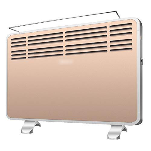 LJHA Appareils de Chauffage, Bureau à Domicile Chambre à Coucher Salle de Bains Économie d'énergie Chauffage Rapide Chauffage électrique