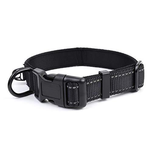 Suntapower Hundehalsband Aus Nylon, Einstellbar Komfortabel Atmungsaktiv Scalibor Halsband für Hunde
